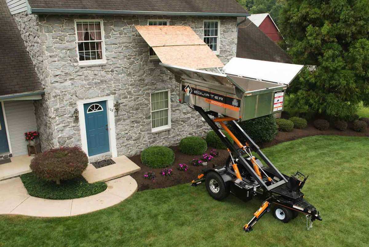 Roofer's Buggy, 4000 lbs.