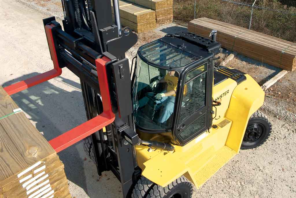 Industrial Forklift, 15-16 ton